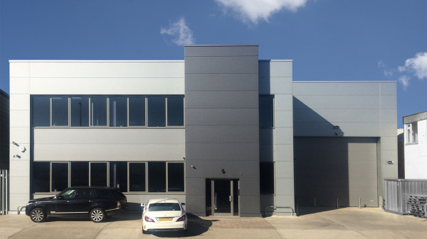 Industrial Warehouse New Build