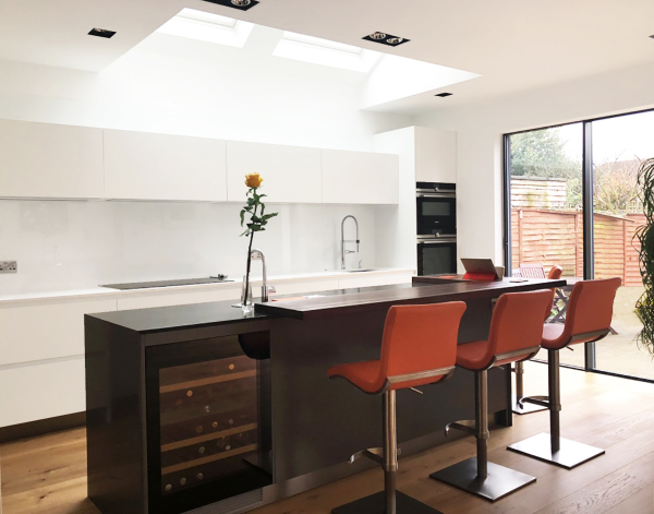 House renovation in London